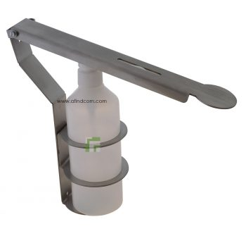 soap dispensers hospitals africa stainless steel 500ml