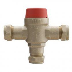 Apex hot cold anti-scald thermostatic valve